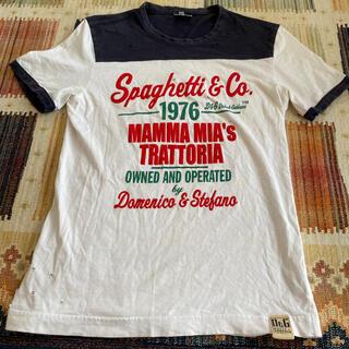ドルチェアンドガッバーナ(DOLCE&GABBANA)のドルチェアンドガッパーナ Tシャツ M(Tシャツ(半袖/袖なし))