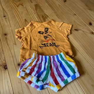 コドモビームス(こども ビームス)のtシャツとパンツセット(Tシャツ)