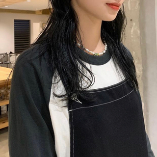 BEAUTY&YOUTH UNITED ARROWS - 【最終値下】ラグランスリーブ アメリカ製 ROKU 6 ロク T-SHIRT