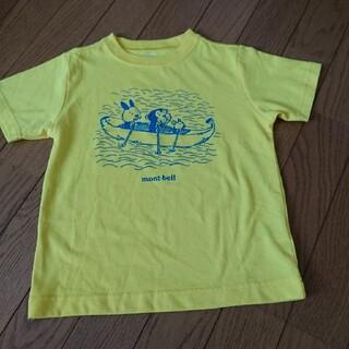 モンベル(mont bell)のモンベル mont-bell Tシャツ 110㎝(Tシャツ/カットソー)