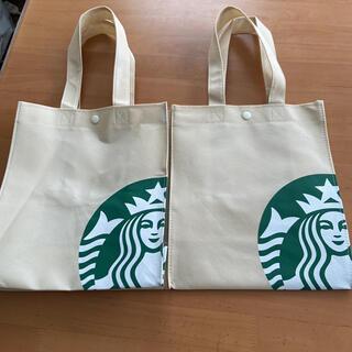 Starbucks Coffee - スタバのエコバック