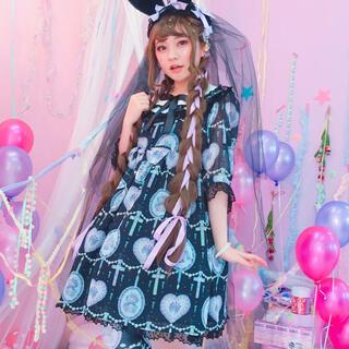 アンジェリックプリティー(Angelic Pretty)のroyal princess alice ロイヤルプリンセスアリス ワンピース(ひざ丈ワンピース)