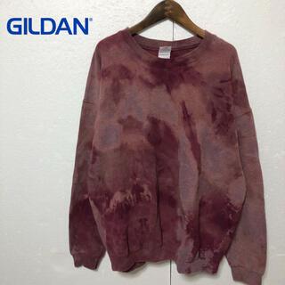 GILDAN - 【GILDAN ギルダン】 タイダイ染を施したスウェット