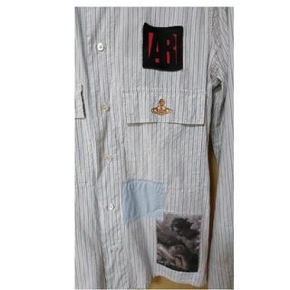 ヴィヴィアンウエストウッド(Vivienne Westwood)のヴィヴィアンウエストウッドアングロマニアシャツ(シャツ)