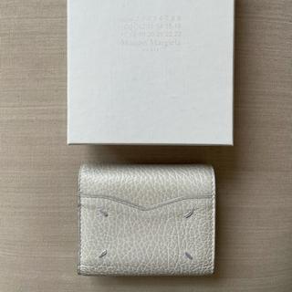 マルタンマルジェラ(Maison Martin Margiela)のMaison Margiela エンベロープレザーウォレット(財布)