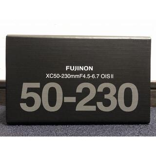 富士フイルム - 1066 新品 FUJI XC 50-230mm 手振れ補正望遠ズームレンズ!