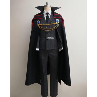 ウィッグ付き 家庭教師ヒットマン reborn  高品質 高貴 完成衣装セット (衣装一式)