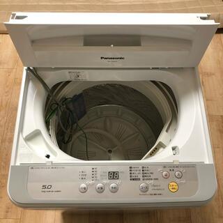 Panasonic - Panasonic 全自動洗濯機 NA-F50B10