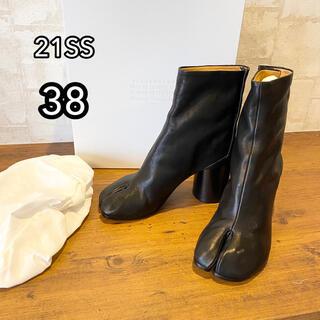 Maison Martin Margiela - 新品100%本物Maison Margiela【38】tabiブーツ 足袋