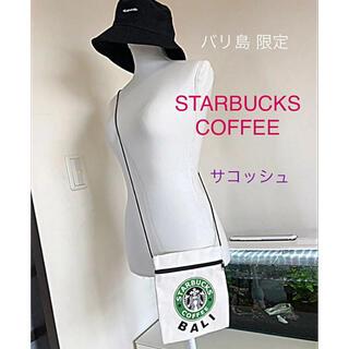 スターバックスコーヒー(Starbucks Coffee)のSTARBUCKS COFFEE☆サコッシュ☆バリ島限定♪(*´꒳`*)(ショルダーバッグ)