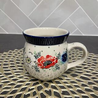 ポーリッシュポタリー マグカップ セラミカ社製(グラス/カップ)