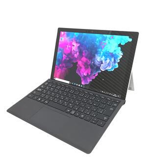 マイクロソフト(Microsoft)の[美品]Surface Pro 5 4G/128G  Office付(ノートPC)