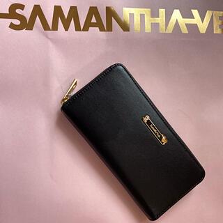 サマンサベガ(Samantha Vega)の新品未使用 Samantha Vega ラウンド 長財布 甘辛 サマンサベガ(財布)