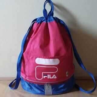 フィラ(FILA)のFILA プールバッグ(マリン/スイミング)