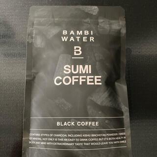 バンビ コーヒー チャコールコーヒー 微糖 炭 ダイエット BAMBI (ダイエット食品)