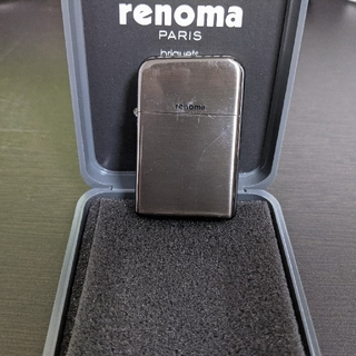 レノマ(RENOMA)のrenoma(レノマ)ガスライター(タバコグッズ)