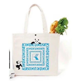 ケイタマルヤマ(KEITA MARUYAMA TOKYO PARIS)のotona MUSE 2月号雑誌付録 KINOKUNIYA 特大お買い物バッグ(トートバッグ)