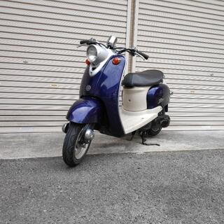 2スト ビーノ 大阪から 原付 スクーター バイク(車体)