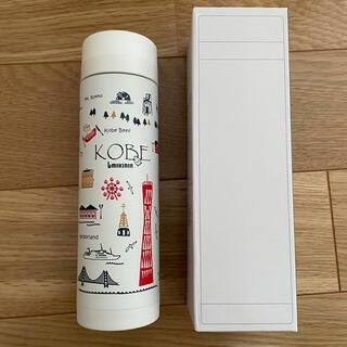 サーモス(THERMOS)のKOBE スリムサーモステンレスボトル 300ml(タンブラー)
