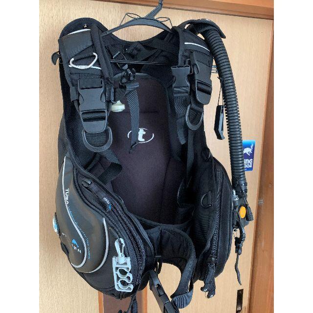 TUSA(ツサ)のダイビングBCジャケット TUSA プラティナ レディース スポーツ/アウトドアのスポーツ/アウトドア その他(マリン/スイミング)の商品写真