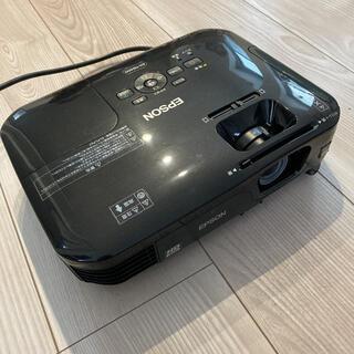 エプソン(EPSON)の★値下げ★ EPSON プロジェクター HDMI付(プロジェクター)