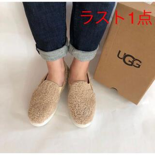 UGG - UGGスリッポン 23cm