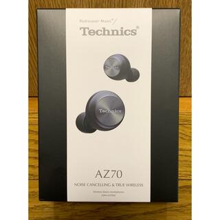 パナソニック(Panasonic)のEAH-AZ70W-k ワイヤレスイヤホン technics テクニクス(ヘッドフォン/イヤフォン)