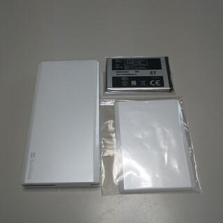 サムスン(SAMSUNG)の新品同様 740SC  SIMフリー(携帯電話本体)