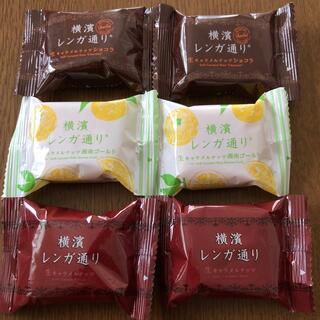 横浜レンガ通り6個(菓子/デザート)