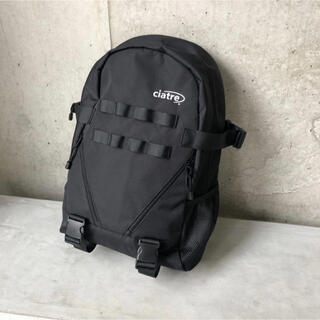 carhartt - ciatre daypack BLACK シアター リュック ステッカー付き
