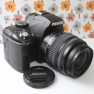 ❤️Wi-Fi❤️ペンタックス k-x 一眼レフカメラ