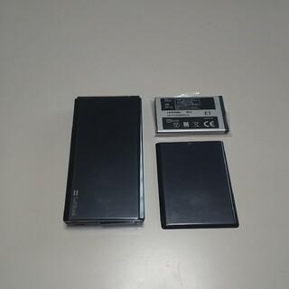 サムスン(SAMSUNG)の740SC SIMフリー 黒/白 2台(携帯電話本体)