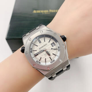 オーデマピゲ(AUDEMARS PIGUET)のオーデマ・ピゲ ロイヤルオーク オフショア ダイバー 自動巻 15710ST (腕時計(アナログ))