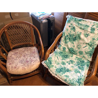 藤 ラタン の椅子(その他)