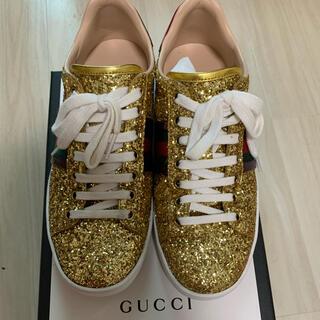 グッチ(Gucci)の値下げ✨GUCCIスニーカー(スニーカー)