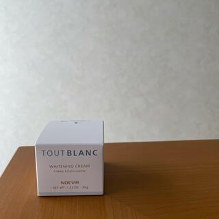 noevir - 【保湿クリーム】ノエビア トゥブラン薬用ホワイトニングクリーム