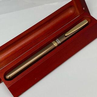 京セラ - 京セラ KYOCERA セラミック ボールペン 天然木材ケース付 書きやすい