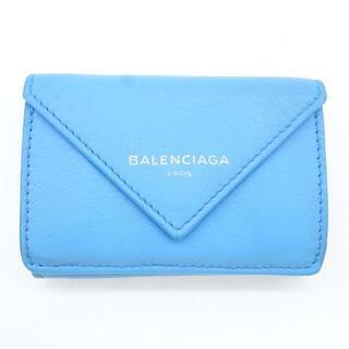 Balenciaga - BALENCIAGA PAPER COMPACT MINI WALLET バレン