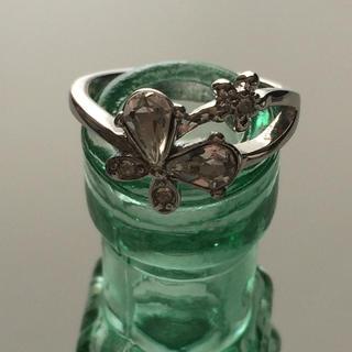 蝶モチーフリング(リング(指輪))