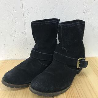 ディーゼル(DIESEL)のDIESEL ディーゼル スウェード ブーツ 24センチ(ブーツ)