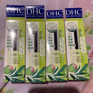 ディーエイチシー(DHC)のDHC オリーブバージョンオイル 7mg  4本セット(フェイスオイル/バーム)
