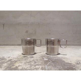 ステューシー(STUSSY)のSTUSSY Livin GENERAL STORE スタッキングマグカップ(グラス/カップ)