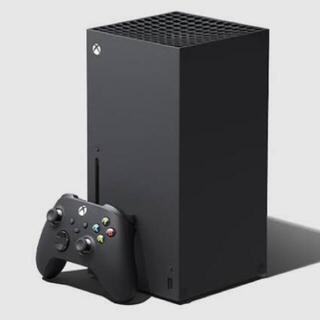 マイクロソフト(Microsoft)の新品未開封 Microsoft Xbox Series X 本体エックスボックス(家庭用ゲーム機本体)