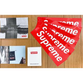 シュプリーム(Supreme)の即購入OK!Supreme シャワーキャップ&ステッカーセット(その他)
