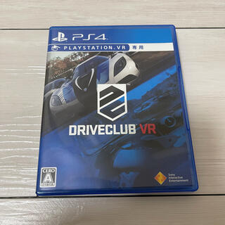 PlayStation VR - DRIVECLUB VR ps4