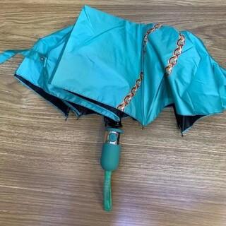 ティファニー(Tiffany & Co.)のティファニー Tiffany & Co. アンブレラ 折りたたみ傘 自動開閉 (傘)