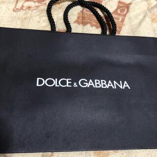 ドルチェアンドガッバーナ(DOLCE&GABBANA)のDOLCE&GABBANA  ショップ袋(ショップ袋)