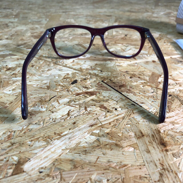 JIMMY CHOO(ジミーチュウ)のJIMMY CHOO ジミーチュウ眼鏡 メガネ レディースのファッション小物(サングラス/メガネ)の商品写真