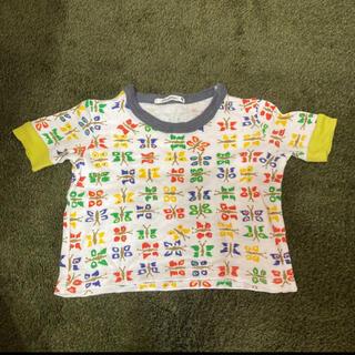 ミナペルホネン(mina perhonen)のミナペルホネン キッズTシャツ サイズ60-70(Tシャツ)