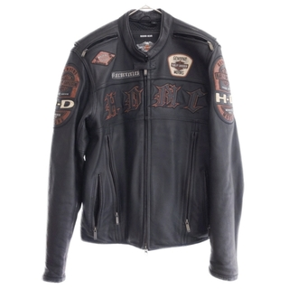 ハーレーダビッドソン(Harley Davidson)のHARLEY DAVIDSON ハーレーダビッドソン ライダースジ(ライダースジャケット)